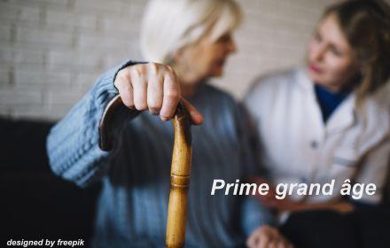 "Prime ""Grand âge"""