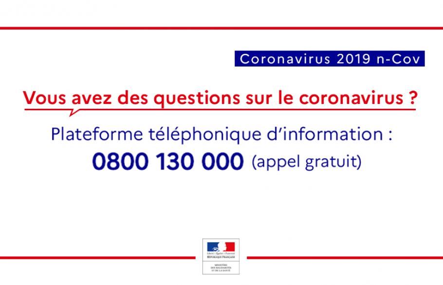 CORONAVIRUS : LE CDG 86 REPOND A VOS QUESTIONS ET VOUS ACCOMPAGNE
